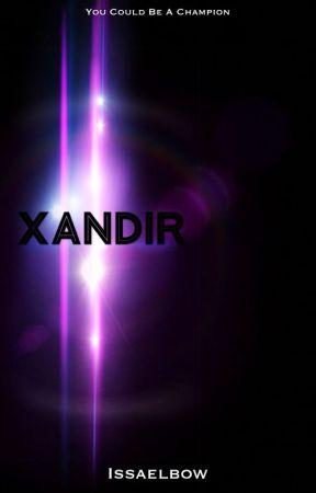 Xandir by Issaelbow