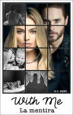 With Me •Jared Leto // Margot Robbie • [Jargot] by SheyGaspar