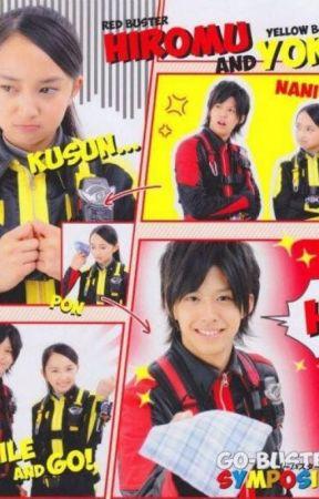 Sentai Fanfic: Nơi tình yêu bắt đầu by yenvybuingoc123