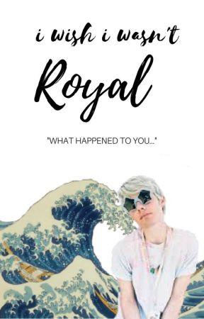 I wish I wasn't Royal ✕ Gawsten by starlirious