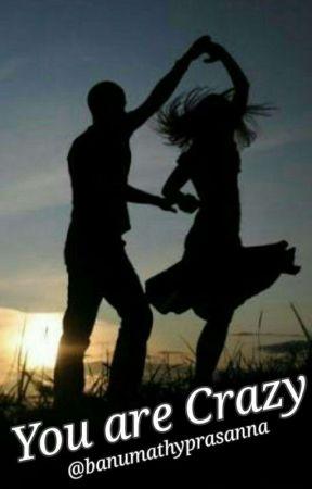 You are Crazy  by banumathyprasanna