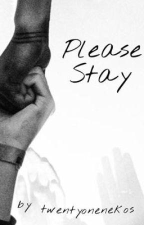 Please Stay •joshler• by twentyonenekos