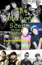 The Balcony Scene [The story of Perrentes] by PierceTheVeilsSirens