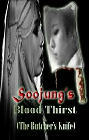 Soojung's Blood Thirst (The Butcher's Knife) by zha-jy