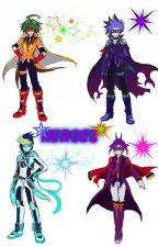 Heroes (Yu-Gi-Oh Arc V) by Tsukiko05