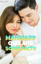 Maichard Quiz And Some Facts by Maichard_23