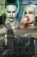 Tajemnice    Joker&Harley i Hogwart by maj_usia