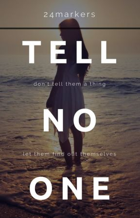 Tell No One by ElishaAlbayalde