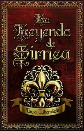 La Leyenda De Sirnea (Pausada) by TaniaLiberaliss