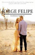 GENTLEMAN Series 10: Jorge Felipe  by Dehittaileen