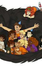 PERCY JACKSON & CO by agneseirene