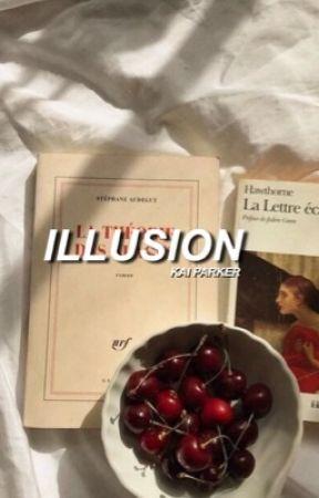 illusion ❧ kai parker by juzosjason