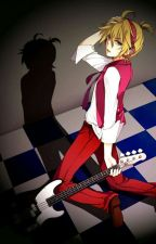 { Yandere / Kagamine Fanfic } Sweet __ Vampire. by ShiroiYukii