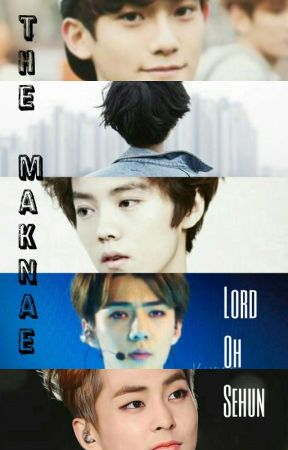 The Maknae by Lord_Oh_Sehun