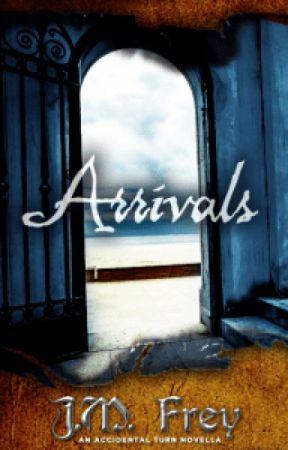 Arrivals by JmFrey