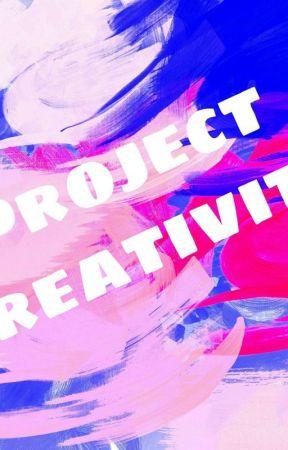 Get Creative!  by ProjectCreativity