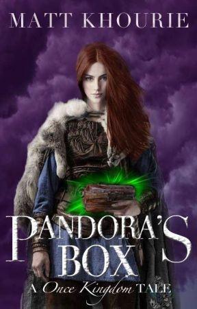 Pandora's Box by Matt_Khourie