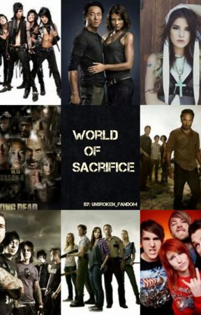 World of Sacrifice - book 1 (bands-twd) by _fanfiction_by_chloe