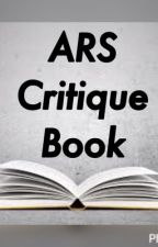 ARS Critique Book by AvidReaderSociety