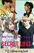 ♡SECRET LOVE♡ by yerinieyma