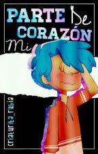Parte De Mi Corazón [Bon y Tu] #FNAFHS by Criaturita_rubia