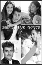 BLACK AND WHITE 2 Jortini - Original by JocelynCarrilloB