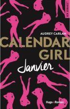 Calendar girl           Janvier by AllissiaSouplet