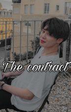 Un contract Pas Comme Les Autres [BTS-Jimin] by Kimmyriam
