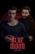 Blue Moon // Derek Hale by SebStanIsBae