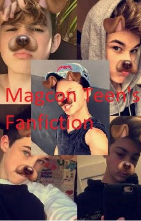 Magcon Teen's Fanfiction by ravenrunner1