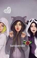 mis hermanas y yo by LizethCataeda