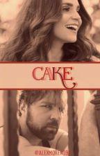 Cake   Dean Ambrose   by alexmoreno98
