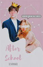 After School - Kim Taehyung  V  +18 by Lesvonnie