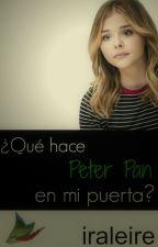 ¿Qué hace Peter Pan en mi puerta? by iraleire