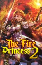 The Fire Princess 2 by blue_bliss