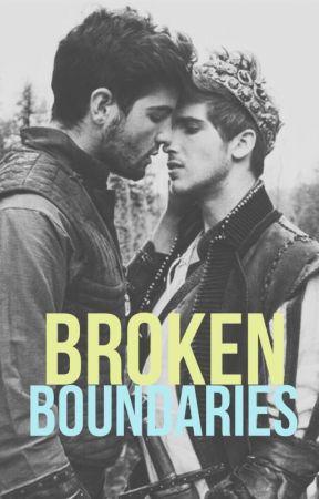 Broken Boundaries (BoyxBoy) by munchkinxcait