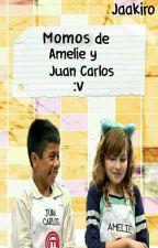 Momos de Amelie y Juan Carlos :v by Jaakiro