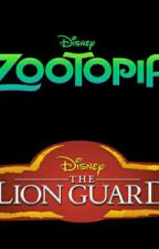 Lion Guard/ Zootopia by Nick450