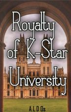 Royalty of K-Star University by 04Angel13