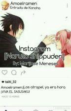 Instagram Naruto Shippuden #Wattys2018 by ParkMeryl