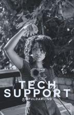 Tech Support [WINN SCHOTT] by sinfuldarling