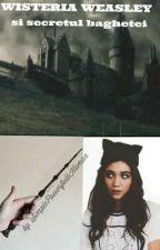 Wisteria Weasley si secretul baghetei by -atelophobic-