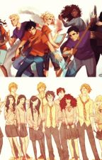Le Monde D'Hecate [Percy Jackson Vs Harry Potter] by Lucky_Miracle123