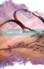 Music and Marriage | Percabeth AU| [Complete] by SunsetButterfly321