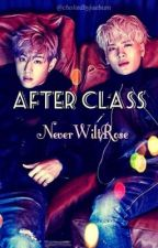 After Class // Markson by NeverWiltRose