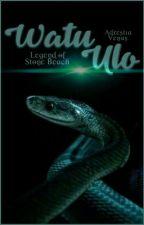 Watu Ulo - Legend of Stone Beach. by Esraya18