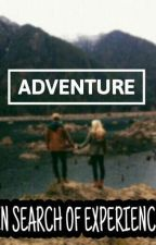 -ADVENTURE- IN SEARCH OF EXPERIENCE by Frsth_