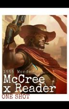 McCree x Reader (One Shot) by Pantomy