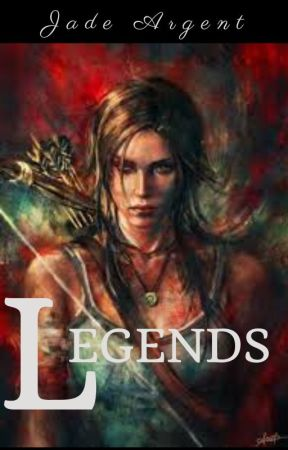 Legends | A Teen Wolf Fanfiction by Jade_Argent