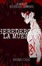 Heredero de la muerte #BLAwards2017 by MaximoCano